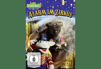 Sesamstraße präsentiert - Alarm im Zirkus DVD