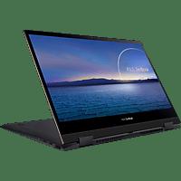 "ASUS Convertible ZenBook Flip S UX371EA-HL003T, i7-1165G7, 16GB/1TB, 13.3"" Touch 4K OLED, Schwarz"