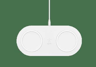 BELKIN WIZ002vfWH Wireless Charging Pad universal 10W, Weiß