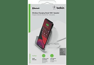 BELKIN AUF001vfWH Wireless Charging Stand universal, Weiß