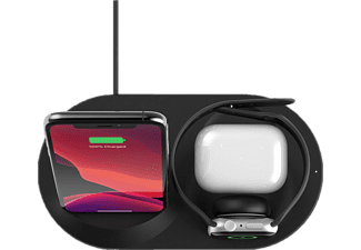 BELKIN WIZ001vfBK Wireless Charging Stand Apple 10W, Schwarz