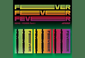 Ateez - Zero: Fever Part.1  - (CD)