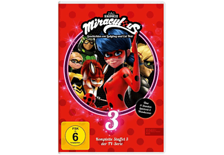 Miraculous Staffelbox(3) DVD