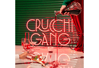Crucchi Gang - Crucchi Gang  - (CD)