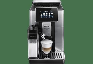 DELONGHI Primadonna Soul ECAM 610.75  Kaffeevollautomat Metall/Silber