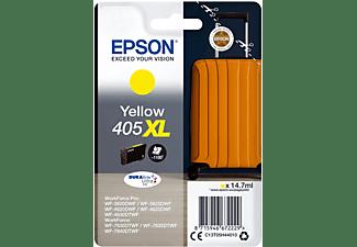 EPSON Epson 405XL Tintenpatrone Gelb (C13T05H44010)
