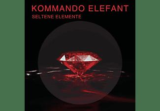 Kommando Elefant - Seltene Elemente  - (CD)