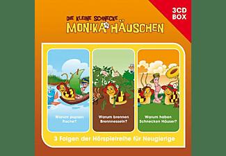 Die Kleine Schnecke Monika Häuschen - Monika Häuschen-3-CD Hörspielbox Vol.5  - (CD)