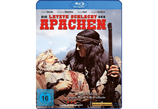 Die letzte Schlacht der Apachen (Blu-ray) Blu-ray
