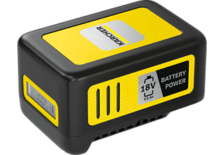 KÄRCHER Battery Power 18/50 - Batterie interchangeable (Noir/Jaune)