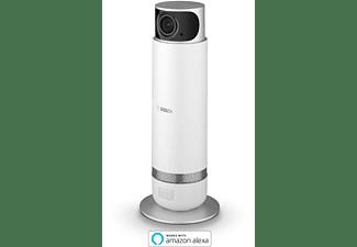 BOSCH Smart Home 360° Innenkamera, Innenkamera, Auflösung Foto: 1920 x 1080 (1080p), Auflösung Video: 1080 p (FullHD) / 30 fps