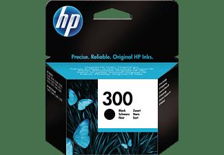 HP 300 Tintenpatrone Schwarz (CC640EE)