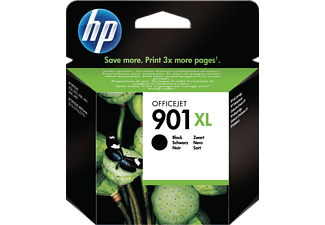 HP 901XL Tintenpatrone Schwarz (CC654AE)