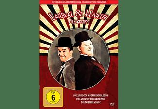 Laurel & Hardy Filmedition 1 - erstmals coloriert DVD