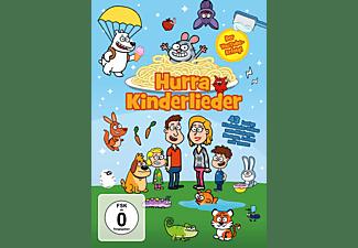 Hurra Kinderlieder-Die DVD DVD