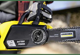 KÄRCHER CNS 36-35 Battery Kettensäge Schwarz/Gelb