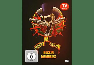 Guns N' Roses - Rockin' Memories (DVD)  - (DVD)
