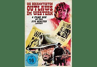 Die bekanntesten Outlaws im Western DVD