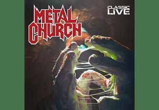 Metal Church - CLASSIC LIVE  - (Vinyl)