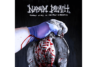 Napalm Death - Throes Of Joy In The Jaws Of Defeatism  - (CD)