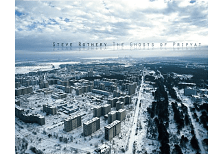 Steve Rothery - The Ghosts Of Pripyat  - (CD)