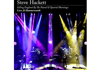 Steve Hackett - Selling England By The Pound And Spectral Mornings:  - (CD)
