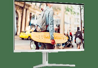 MEDION AKOYA® E27301 (MD 61893), All-in-One PC mit 27 Zoll Display, Ryzen™ 5 Prozessor, 8 GB RAM, 512 GB SSD, Integr. Radeon™ Vega 8 Graphics, Silber