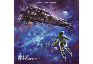 Boys From Heaven - THE GREAT DISCOVERY  - (Vinyl)