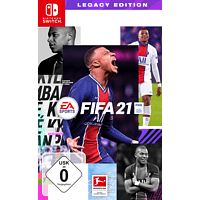 FIFA 21 Legacy Edition - [Nintendo Switch]