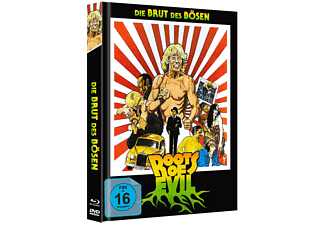 Die Brut des Bösen - Roots of Evil Blu-ray + DVD