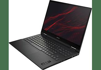 "Portátil gaming - HP OMEN 15-ek0008ns, 15.6"" Full HD, Intel® Core™ i7-10750H, 32GB, 1TB SSD, RTX2070, FreeDOS"
