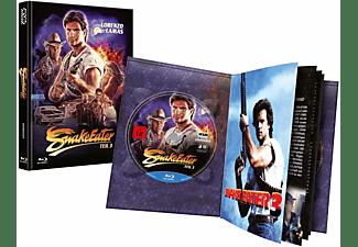 Snake Eater 3 Blu-ray + DVD