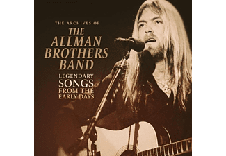 The Allman Brothers Band - ARCHIVES OF / LEGENDARY SONGS FROM THE EARLY DAYS  - (Vinyl)
