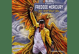 Queen - WE WILL ROCK YOU - IN MEMORY OF FREDDIE MERCURY  - (Vinyl)