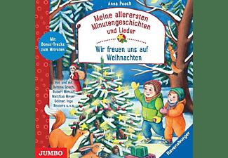 VARIOUS - Meine allerersten Minutengeschichten und Lieder: W  - (CD)
