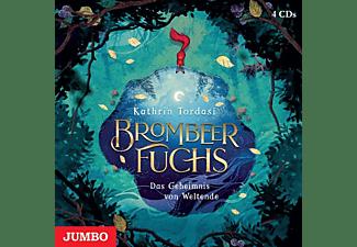 Julian Greis - Brombeerfuchs: Das Geheimnis von Weltende  - (CD)
