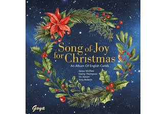 VARIOUS - Song of Joy for Christmas: An Album of English Car  - (CD)