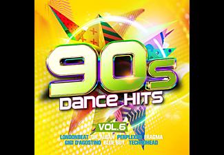 VARIOUS - 90s Dance Hits Vol.6  - (CD)