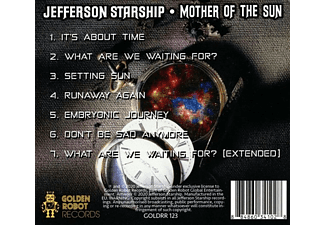 Jefferson Starship - MOTHER OF THE SUN  - (CD)