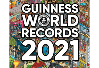 Guiness World Records 2021 - Guiness World Records 2021  - (CD)