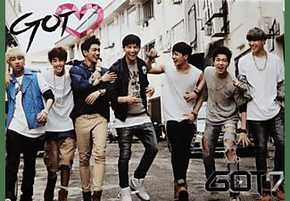 Got7 - GOT LOVE 2ND MINI ALBUM  - (CD)