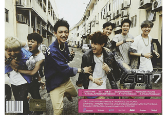 Got7 - GOT LOVE 2ND MINI ALBUM  - (CD)
