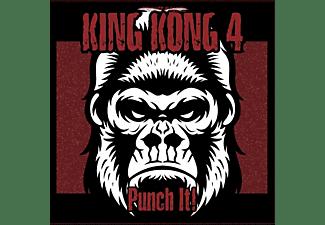 The King Kong 4 - PUNCH IT!  - (Vinyl)