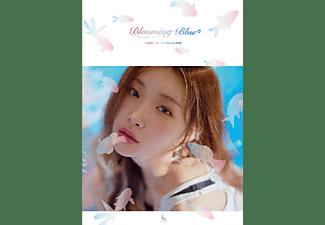 Chungha - BLOOMING BLUE(KEIN RR)  - (CD)