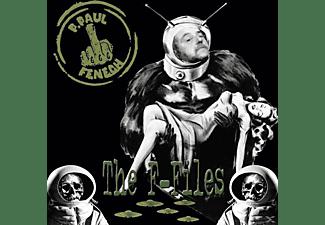 P. Paul Fenech - The F-Files  - (Vinyl)
