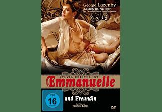 Emmanuelle und Freundin DVD