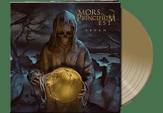 Mors Principium Est - SEVEN (LTD.GTF.GOLD VINYL)  - (Vinyl)
