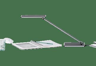 """HAMA LED-Schreibtischleuchte """"SL 102"""", Warmweiß-Tageslicht/Dimmer, Grau"""