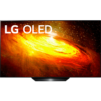 LG OLED65BX9LB OLED TV (Flat, 65 Zoll / 164 cm, UHD 4K, SMART TV, webOS 5.0 mit LG ThinQ)