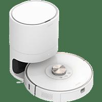 LENOVO Saugroboter Robot Vacuum T1 Pro, Weiß (App-Steuerbar)